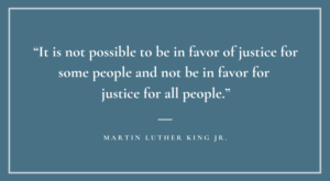 Remembering Dr. Martin Luther King Jr. Everyday