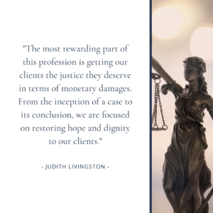Judith Livingston Quote