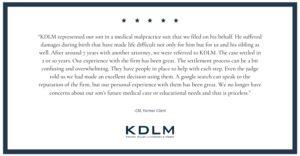 KDLM New York Birth Injury Attorneys