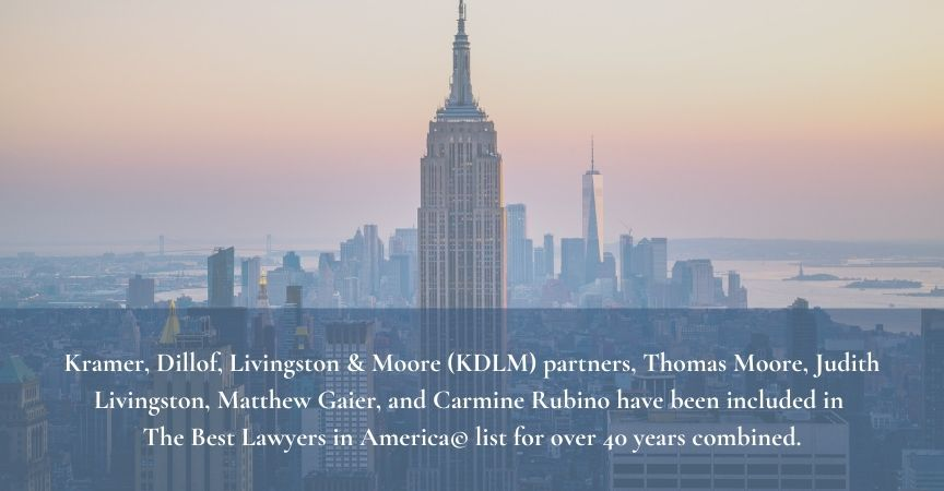 KDLM Attorneys Have Been Recognized for Years by Best Lawyers®