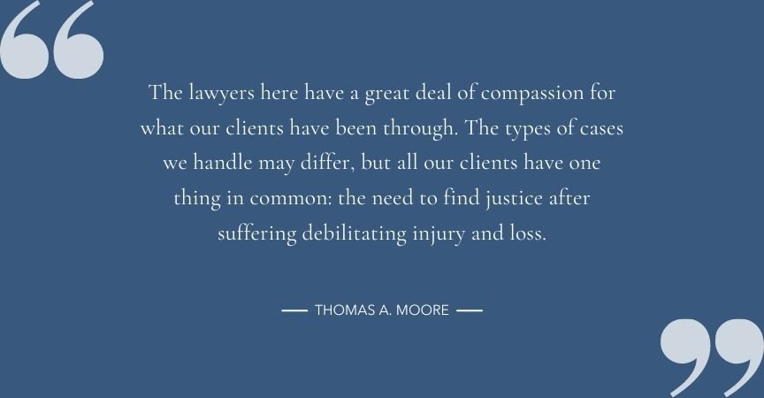 Helping New York Personal Injury Victims Rebuild Their Lives