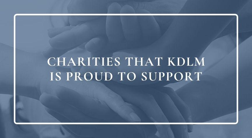 Charities that KDLM is Proud to Support