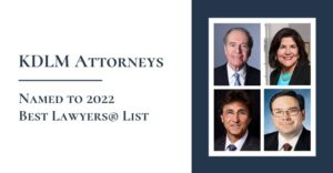 KDLM Attorneys named to 2022 best lawyers list