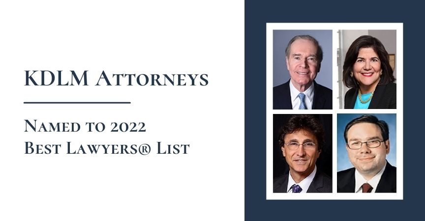 KDLM Attorneys Named to 2022 Best Lawyers® List