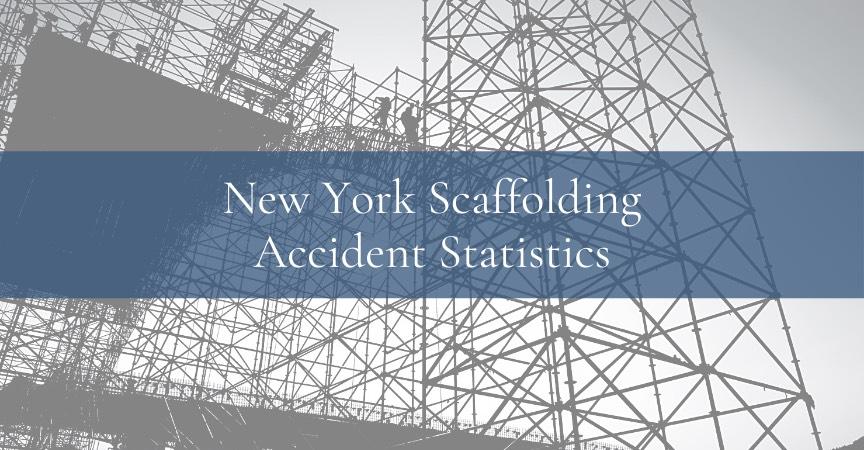 New York Scaffolding Accident Statistics